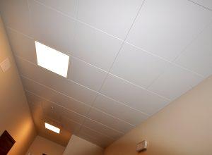 controsoffitti metallici Atena metal ceilings
