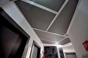 Atena controsoffitti lamiera stirata metal mesh expanded metal ceilings