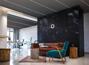 Architectural ceiling | Atena | Enigma Syncro Parallel
